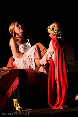 Damigella & Valletto - Margarete Huber Incoronazione di Poppea Greek Opera Festival