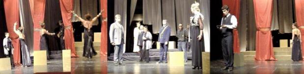 Margarete Huber Agrippina Theater Kotor Montenegro