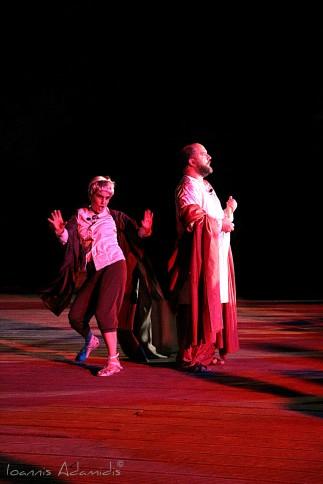 Margarete Huber Incoronazione di Poppea Greek Opera Festival