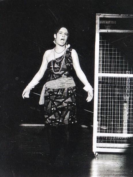 Margarete Huber in Dreigroschenoper